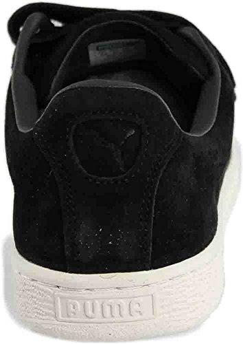 Basket Black PUMA Select Men's Sneakers Strap Suede E68qC6