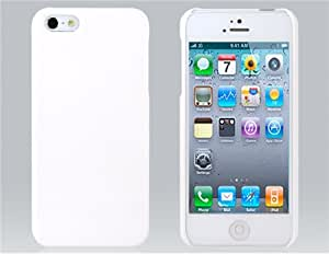 Color Changing Protective Case for iPhone 5 (White)