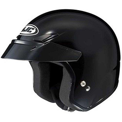 HJC Helmets CS-5N Helmet (Black, Medium) - Hjc Cs Air Helmet