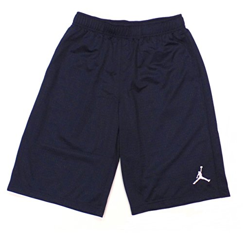 NIKE all-season Boys Nike Air Jordan Mesh Athletic Shorts ...