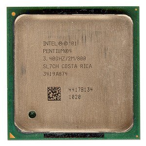 (Intel Pentium 4 Extreme Edition 3.4GHz 800MHz 2MB S478 CPU)