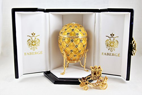 Imperial Coronation Egg (Faberge Czar Imperial)
