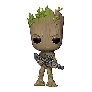 Funko POP! Marvel: Avengers Infinity War - Teen Groot with Gun