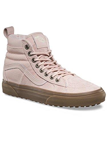 Chip Gum SK8 Micro DX Women's Trainer MTE Up Suede Pink Vans Hi 46 Lace PZqa5T4qwx