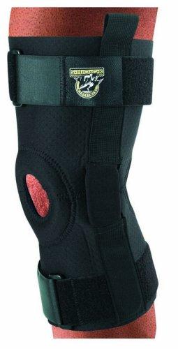 Seirus Innovation Hyperflex Nuclear Knee Brace - Pro Wool Adjustable Cap
