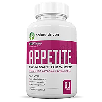 Best Appetite Suppressant for Women :: Superior Weight Loss Formula :: Powerful Natural Ingredients :: Increase Energy :: Boost Metabolic Rate :: One Month Supply :: Nature Driven