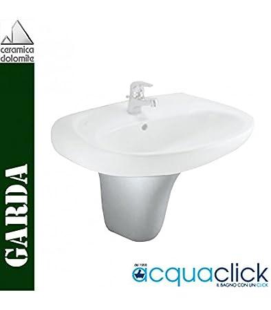 Ceramica Dolomite Serie Garda.Ceramica Dolomite Semicolonna Serie Garda Art J0416