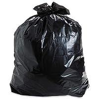 Black Bin Bags Medium Duty Refuse Sacks 200 Black Bin Bags Per Case Ideal 365