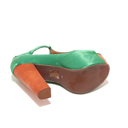 Verde Campbell Sandali 3357I Donna Shoes Jeffrey Scarpe Wood Women Foxy CzqdE5xnf