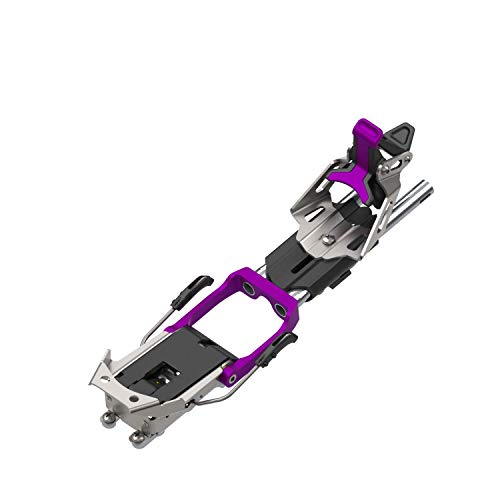 - Bishop BMF/3 75mm Telemark Ski Binding w/ 90mm Brakes