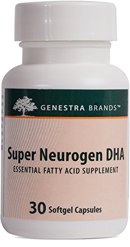 Genestra Brands - Super Neurogen DHA - Supports Memory, Cognitive and Neuronal Health* - 30 Softgel Capsules by Genestra Brands (Image #4)