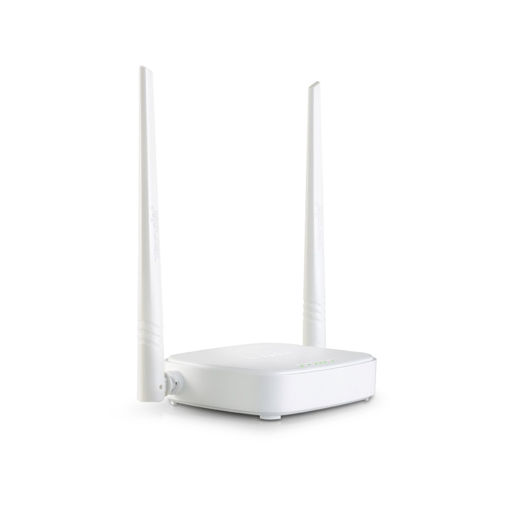 Tenda N Router WiFi Mbps color blanco