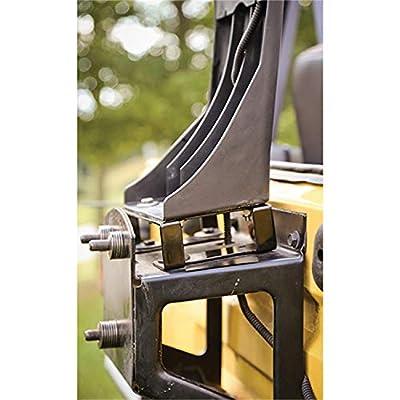Rugged Ridge 11546.23 Third Brake Light Extension for 07-18 Jeep Wrangler JK: Automotive