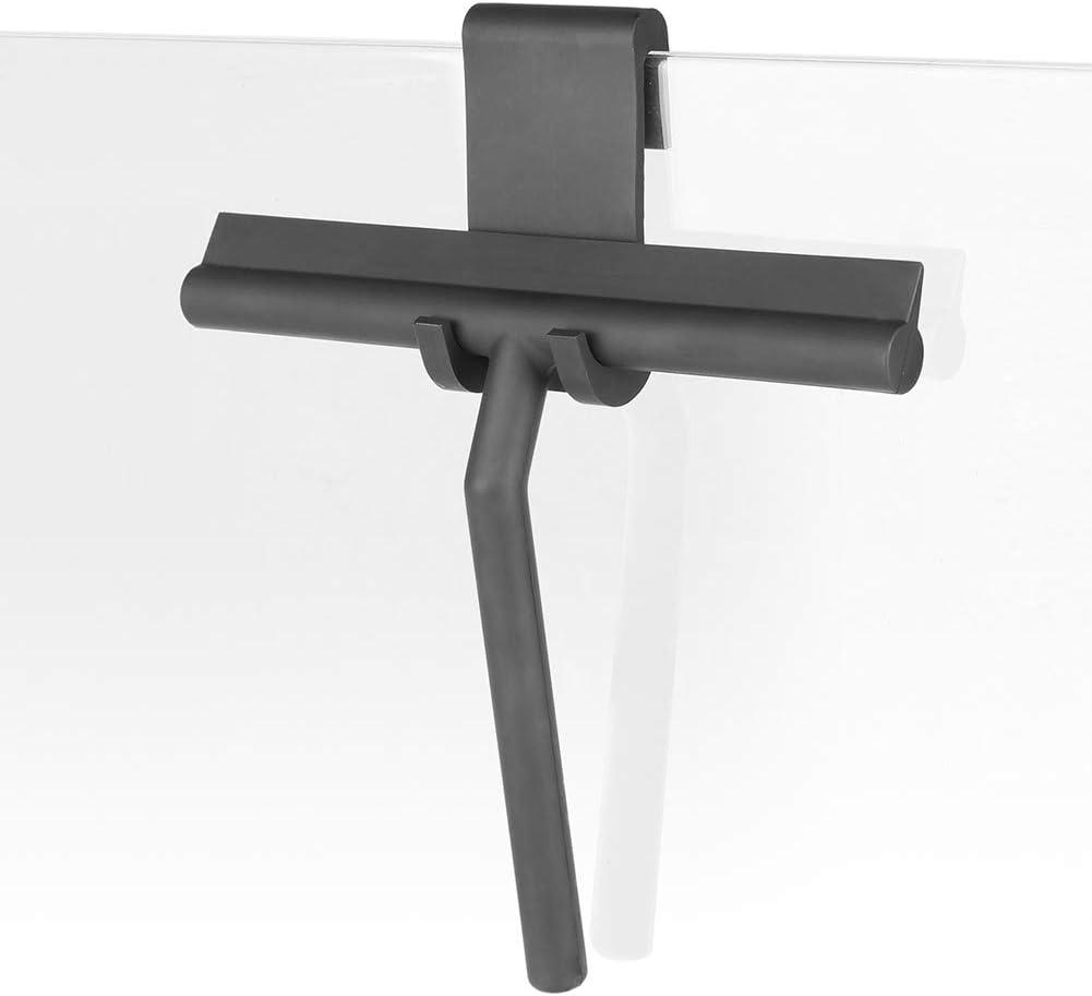 Asdomo Raclette de douche en silicone pour vitre de salle de bain