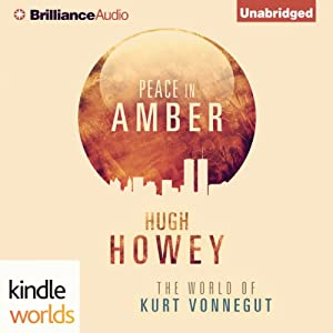 Peace in Amber Audiobook