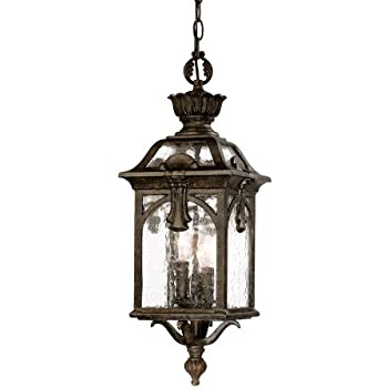 Acclaim 7116BC Belmont Collection 3-Light Outdoor Light Fixture ...