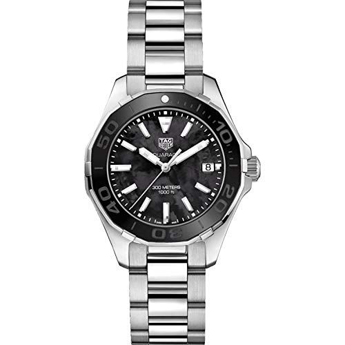 TAG Heuer Aquaracer Black Mother of Pearl 35mm