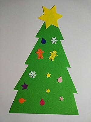 Christmas Tree Project For Preschool Easy Christmas Tree