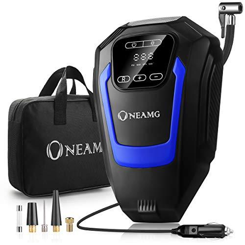 🥇 OneAmg Compresor Aire Coche