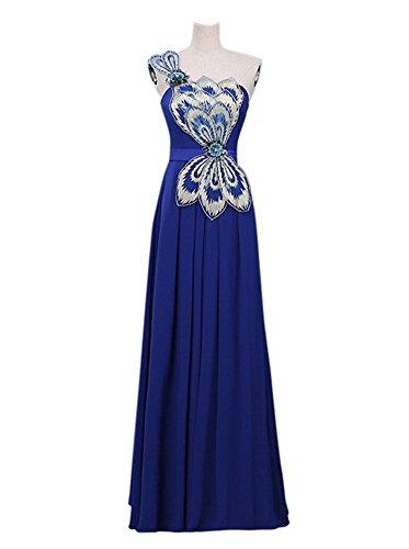 Drasawee Empire Empire Damen Damen Blau Drasawee Kleid Blau Kleid 6xOIPq4