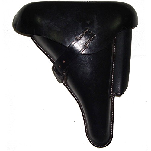 warreplica WW2 P08 Holster Black Color Marked Reproduction for sale  Delivered anywhere in USA