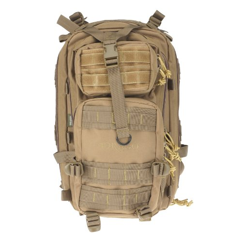 Drago gear Tracker Backpack Tan by Drago