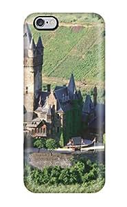 Hard Plastic Iphone 6 Plus Case Back Cover,hot Castle Case At Perfect Diy