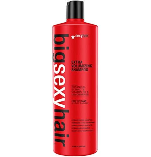 Extra Big Sexy Volumizing Shampoo 33.8 oz Liter