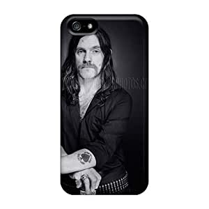 Excellent Hard Cell-phone Cases For Iphone 5/5s With Support Your Personal Customized Vivid Motorhead Band Series TammyCullen