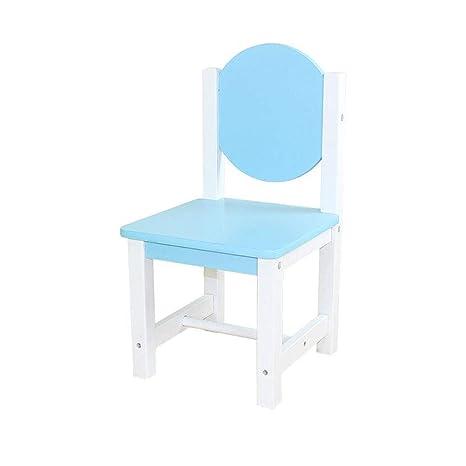 Amazon.com: Chairs CJC Stools Seat Garden Nursery School ...
