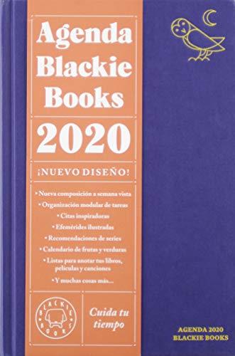 Agenda Blackie Books 2020: Cuida tu tiempo por Julio Fuentes,Daniel López Valle,Comité Blackie