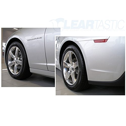 Camaro Paint Protection Kit - Cleartastic Plus : 4 pc