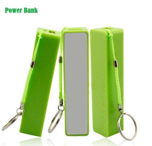 Llavero 2600 mAh USB Batería externa para móviles iphone ...
