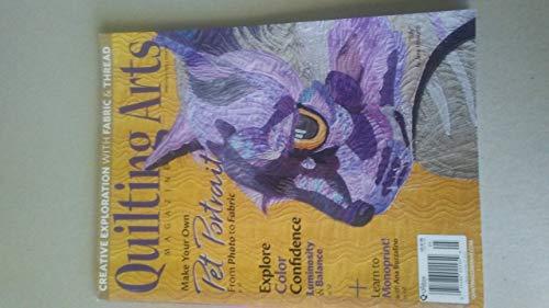 (Quilting Arts Magazine April/May 2019)