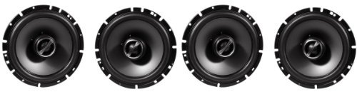 "(2) Pairs Brand New Alpine 6.5"" 2 Way Pair of Coaxial Car Speakers Totalling 960 Watts Peak / 320 Watts RMS"