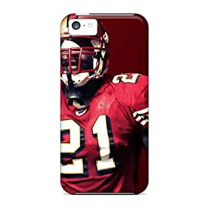 Iphone 5c WTy3620fqDN Support Personal Customs Nice San Francisco 49ers Series Shock-Absorbing Hard Phone Case -MarieFrancePitre