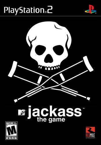 Jackass: The Video Game - PlayStation 2 (Renewed)