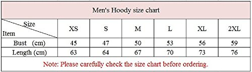 Hooded Hoodie Giacca Zip Uomo Cappuccio Blu Felpa Sweatshirt Con Yilianda Cappotto Pullover AXwqaWFx
