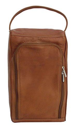 Fur Lined Shoe Bag - 3