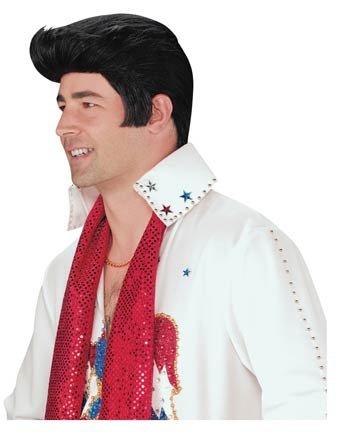 Adult Elvis Wig - Adult Elvis Presley Wig
