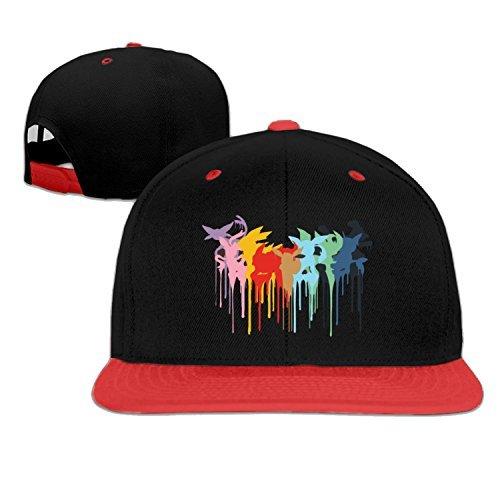 Pokemon Go Mystic Hip Hop Hat Cap - 3