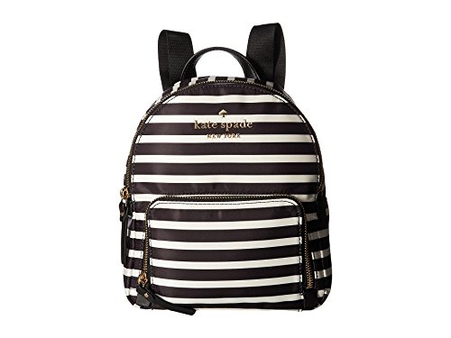 Kate Spade New York Women's Watson Lane Small Hartley Black/Clotted Cream One Size