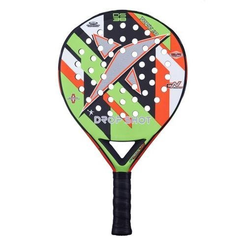 Amazon.com: Drop Shot Topic 1.0 pala de pádel, 0, talla ...