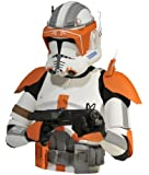 Diamond Select Toys Star Wars: The Clone Wars: Commander Cody Bust Bank