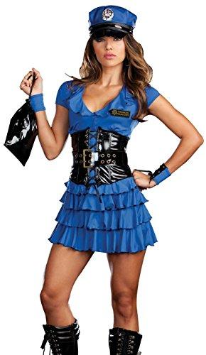 Late Night Patrol Women's Costume- Large -