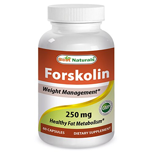Best Naturals Forskolin Capsules Supplement product image