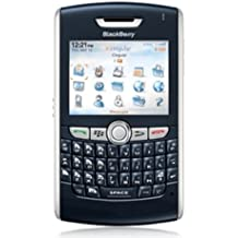 BlackBerry 8800 Unlocked Phone with Quad Band, Bluetooth, Music Player, Card Slot, Full Qwerty KeyBoard--US Version with No Warranty (Black)