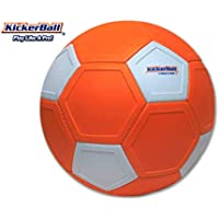 Kickerball - Curve & Swerve Soccer Ball with Pump