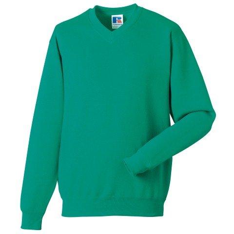 Russell Athletic V-Neck Sweatshirt - 3