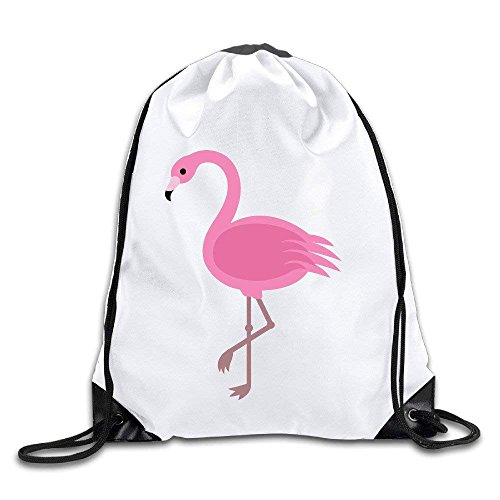 Unisex Pants Drawstring Pouch And Sports Backpack Ideal Flamingos For Hats Gym Workout Pink Bags gxU5aqw